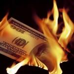 ייעוץ פיננסי, מדוע הבזבוז עולה על ההכנסה